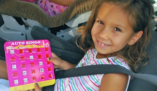 Auto Bingo Car Trips- Kid World Citizen