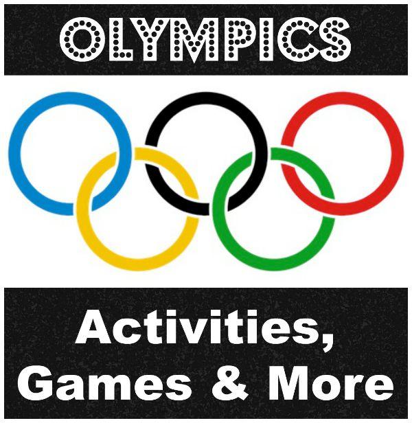 Olympics-Themed Activities for Kids- Kid World Citizen