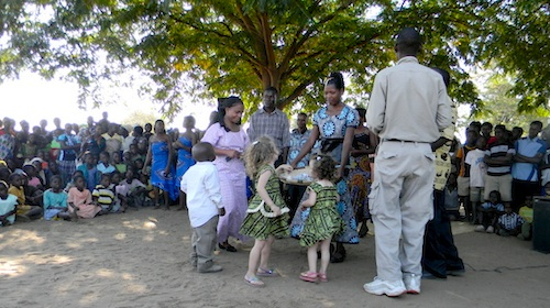 Malawi Wedding cashiers- Kid World Citizen