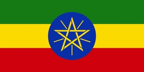 Learn about the Ethiopia Flag- Kid World Citizen