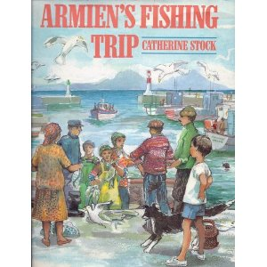 Armiens Fishing Trip- Kid World Citizen