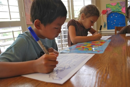 Kids Learning US Geography- Kid World Citizen