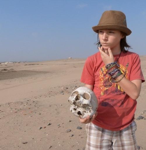 Miro Inca graveyard- Kid World Citizen