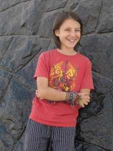 Miro Smiling- Kid World CItizen
