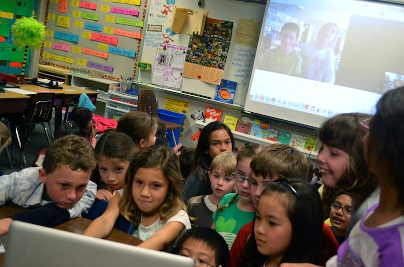 Collaborative Classroom Examples ~ Examples of technology in education and global