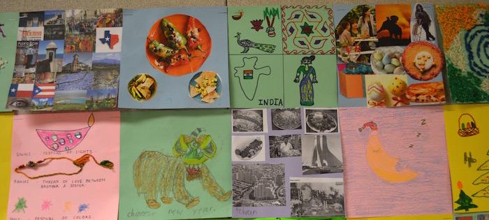 Diversity Quilt Examples Kids School- Kid World Citizen