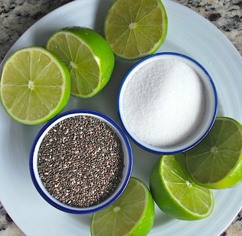 Mexican Chia Lemonade- Kid World Citizen