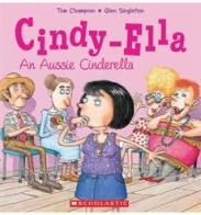 Australian Cindy-Ella- Cinderella Around the World Kid World Citizen