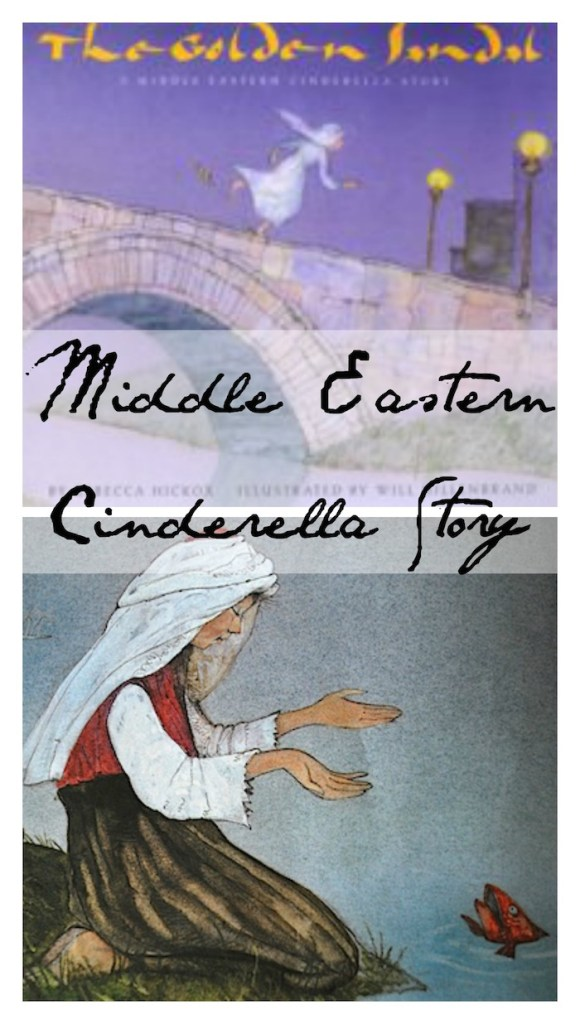 Middle Eastern Cinderella Story- Kid World Citizen