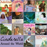 Cinderella Around the World: Stories from 17 Cultures