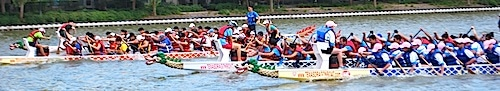 Dragon Boat Lessons- Kid World Citizen