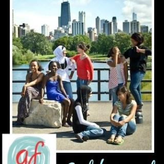 """""""Girl Forward:"""" Mentoring Program for Refugee Girls"""