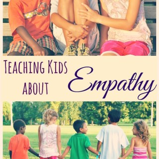 Teaching Kids about Empathy