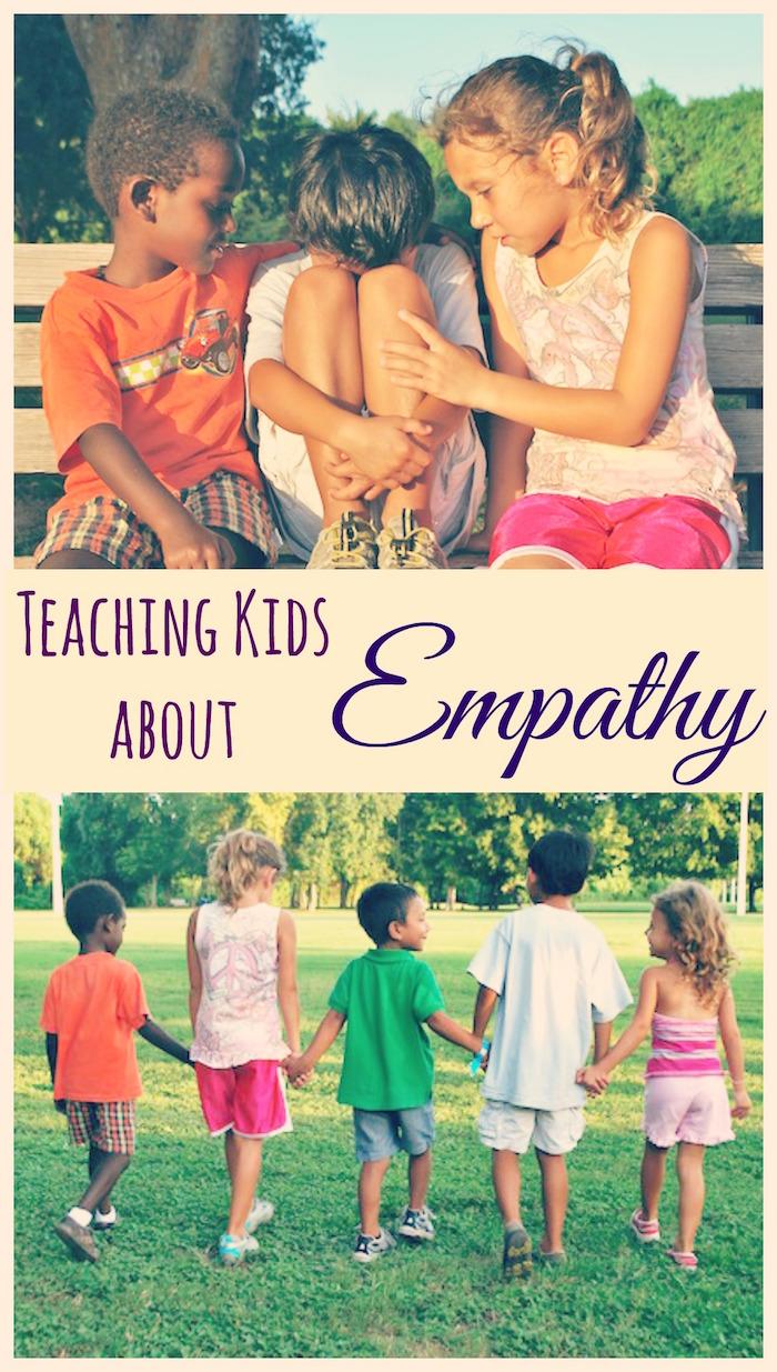 Teach Kids About Empathy- Kid World Citizen