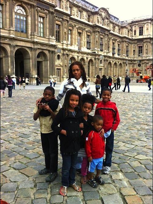 Kids Volunteering- Kid World Citizen