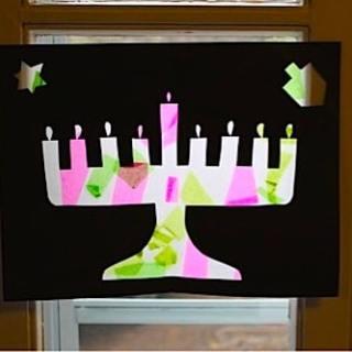 Hanukkah Craft for Kids- Kid World Citizen