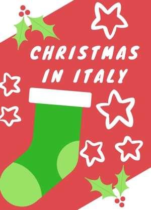 Christmas in Italy- Kid World Citizen