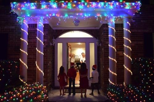Christmas Caroling- Kid World Citizen