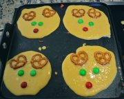 Crazy Christmas Pancakes- Kid World Citizen