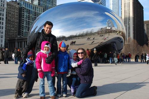 Visiting Chicago with Kids- Kid World Citizen