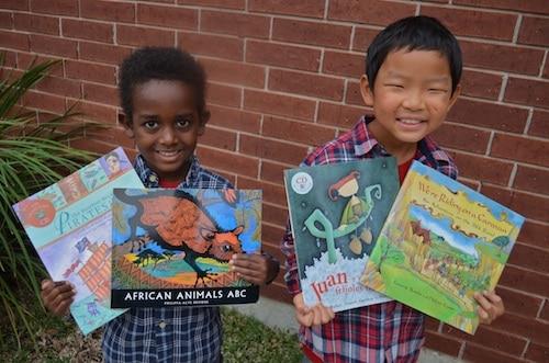 Multicultural Books- Kid World Citizen
