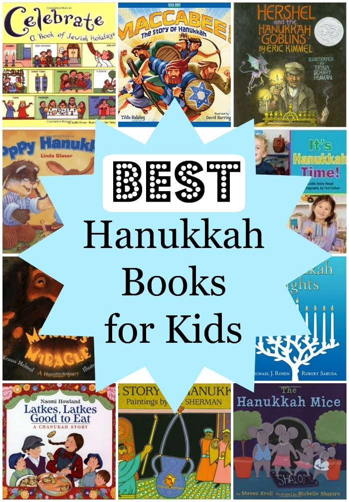 Best Hanukkah Books for Kids- Kid World Citizen