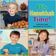 Hanukkah Books for Little Kids- Kid World Citizen