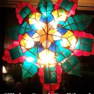 Christmas in the Philippines parol decoration- Kid World Citizen