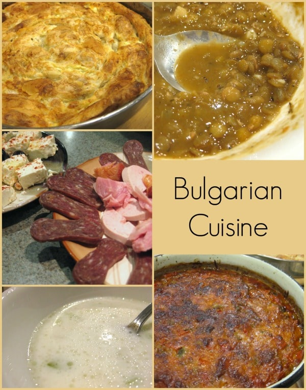 Bulgarian Food Recipes- Kid World Citizen