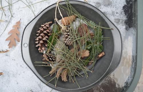 Winter Crafts Nature Hike Kids- Kid World Citizen