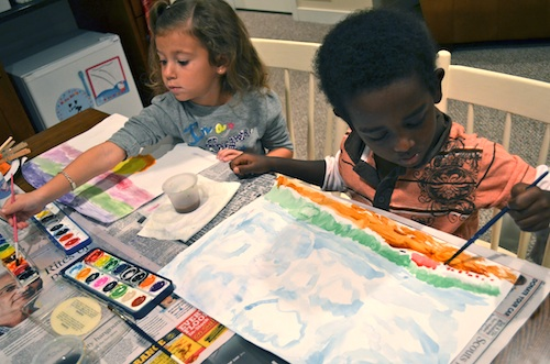 Inuit Art Project Kids- Kid World Citizen