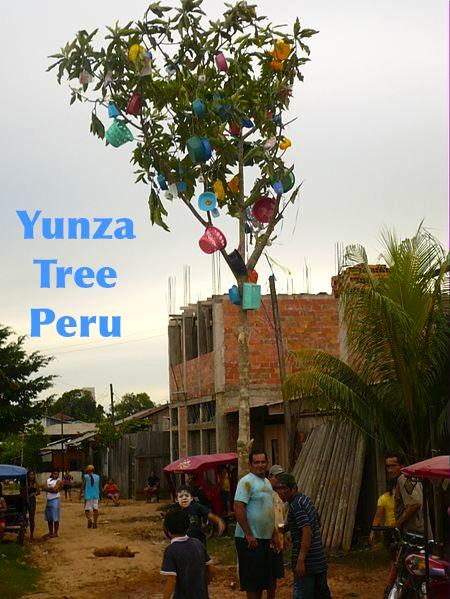 Yunza Tree Peru Carnaval- Kid World Citizen