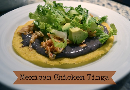 Mexican Chicken Tinga- Kid World Citizen