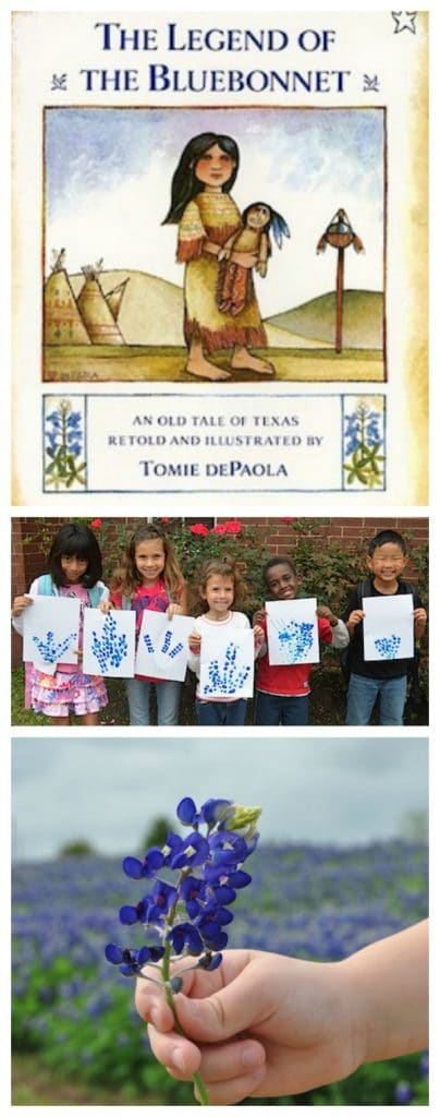 Learning about US Books Texas- Kid World Citizen