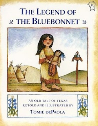 Legend Of The Bluebonnet Activities- Kid World Citizen