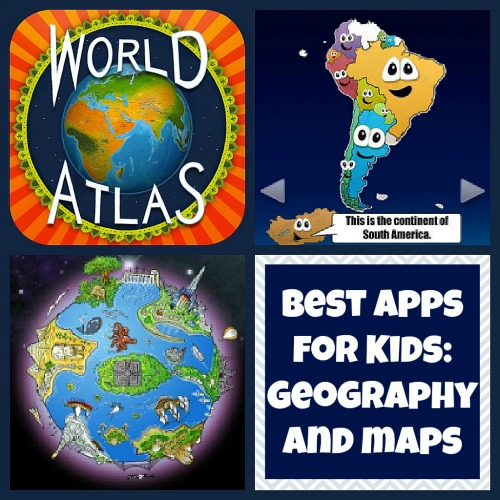 Best apps for kids to learn about geography and maps best apps for kids geography maps kid world citizen gumiabroncs Images