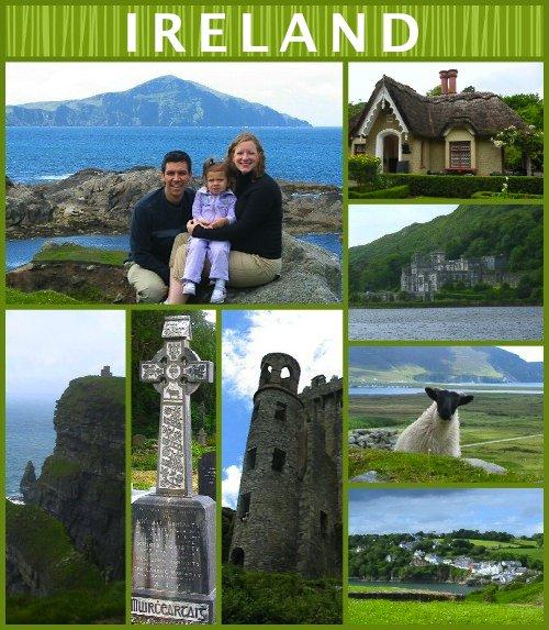 Ireland Pictures- Kid World Citizen