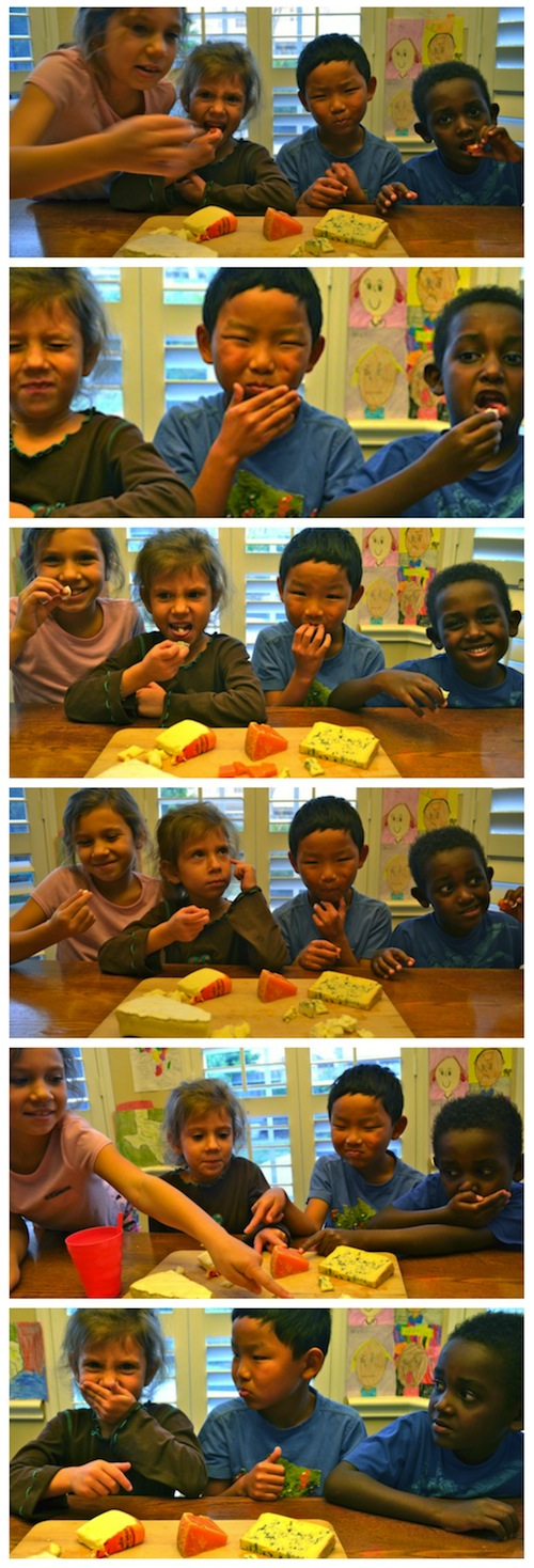 French Cheese Taste Test for Kids- Kid World Citizen