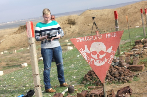 Buccos Azerbaijan Demining- Kid World Citizen