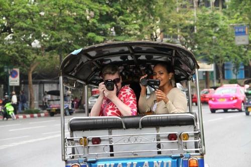 Buccos Thailand Tuktuk- Kid World Citizen
