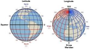 Latitude Longitude Maps Kids- Kid World Citizen