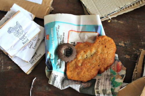 Papua New Guinea Kids Snack- Kid World Citizen