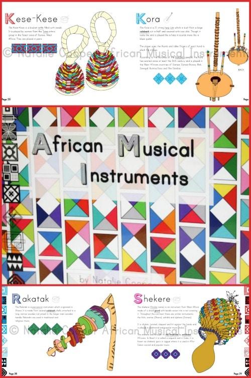 African Musical Instruments- Kid World Citizen