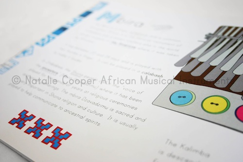 African Musical Instruments Mbira- Kid World Citizen