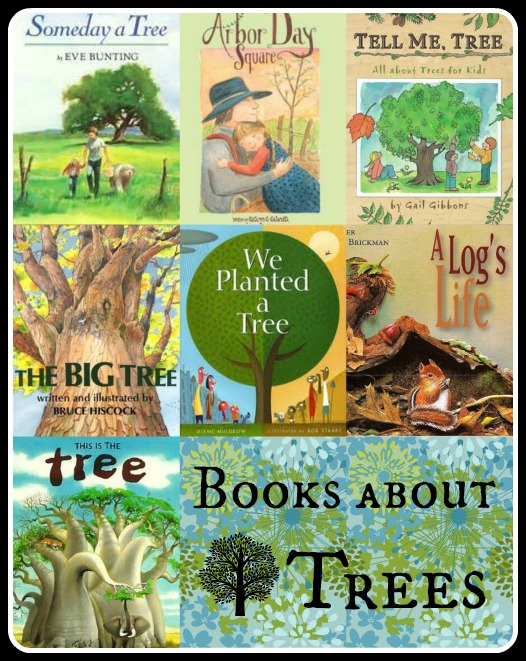 Books About Trees- Kid World Citizen
