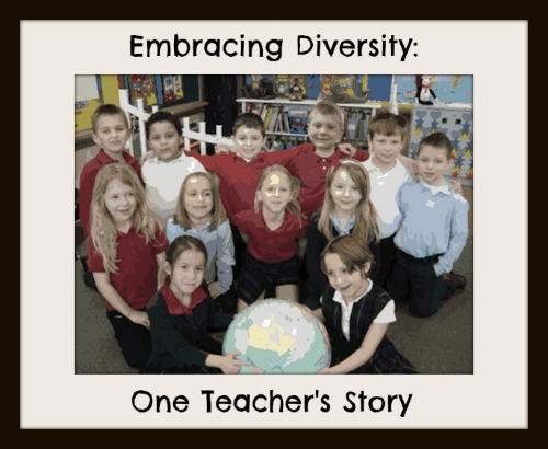 Embracing Diversity Kids- Kid World Citizen