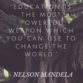 Nelson Mandela Quotes- Kid World Citizen