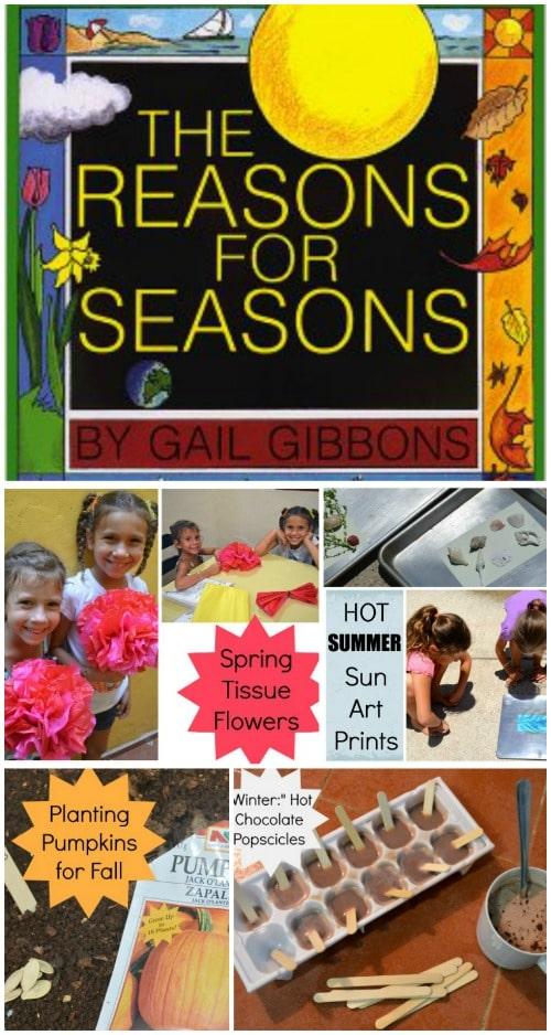 Reason Seasons Lessons Kids- Kid World Citizen