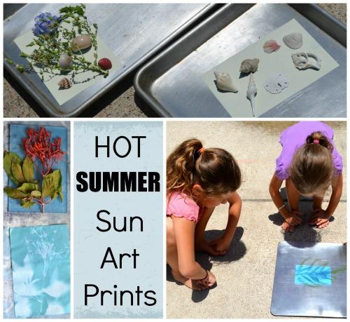 Summer Sun Art- Kid World Citizen