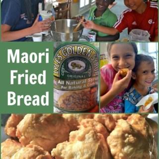 Maori Fried Bread Easy Recipe- Kid World Citizen